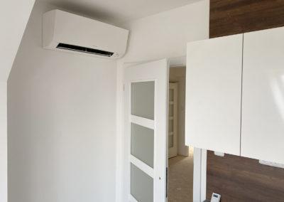Klimatizace Daikin pro luxusní apartmány EFIPA