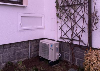 Klimatizace Daikin Předenice