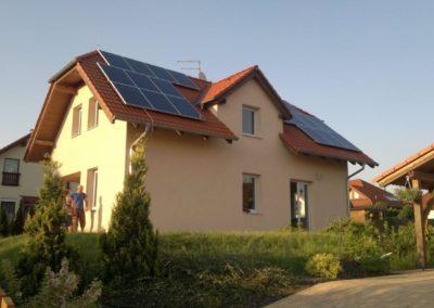 Fotovoltaické elektrárny Klimawest