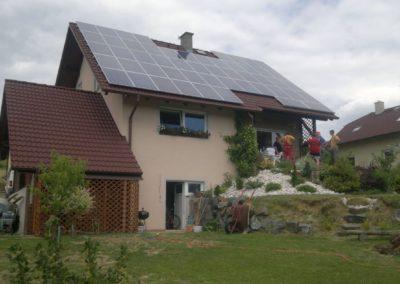 Fotovoltaické elektrárny pro vlastní spotřebu