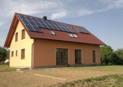 Fotovoltaické elektrárny pro vlastní spotřebu na RD