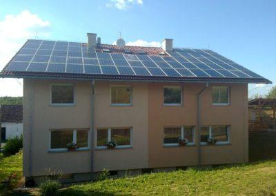 Fotovoltaické elektrárny na klíč
