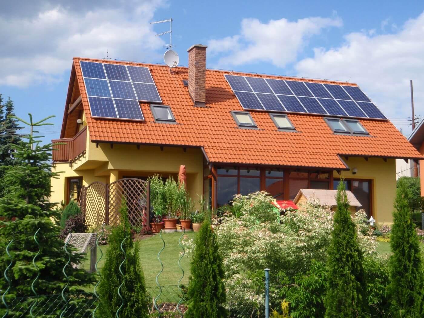 Fotovoltaické elektrárny pro vlastní spotřebu Plzeň