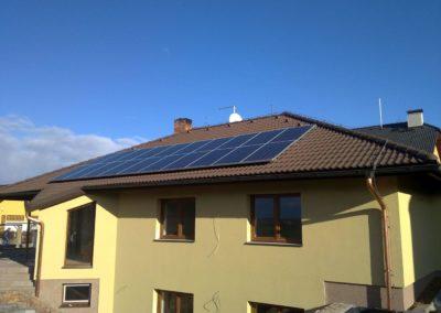 Fotovoltaické elektrárny pro vlastní spotřebu a na klíč Plzeň