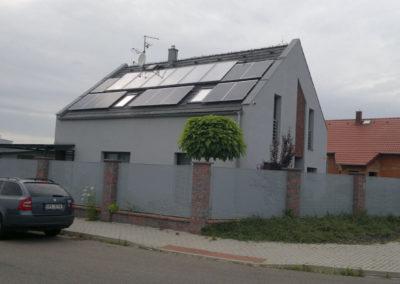 Fotovoltaiky na klíč pro vlastní spotřebu Plzeň a okolí