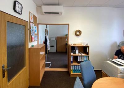 Klimatizace v kanceláři Plzeň